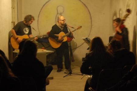 Alessio Lega in concerto all'Edera